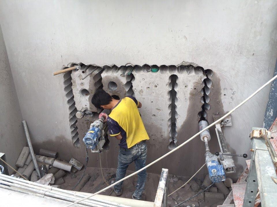 khoan rút lõi bê tông Quận Bình Tân, khoan rut loi be tong Quan Binh Tan