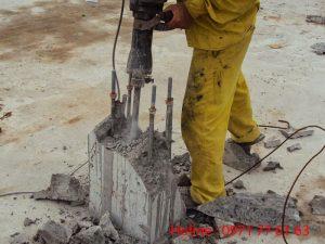 khoan cắt bê tông tại huyện Cần Giờ